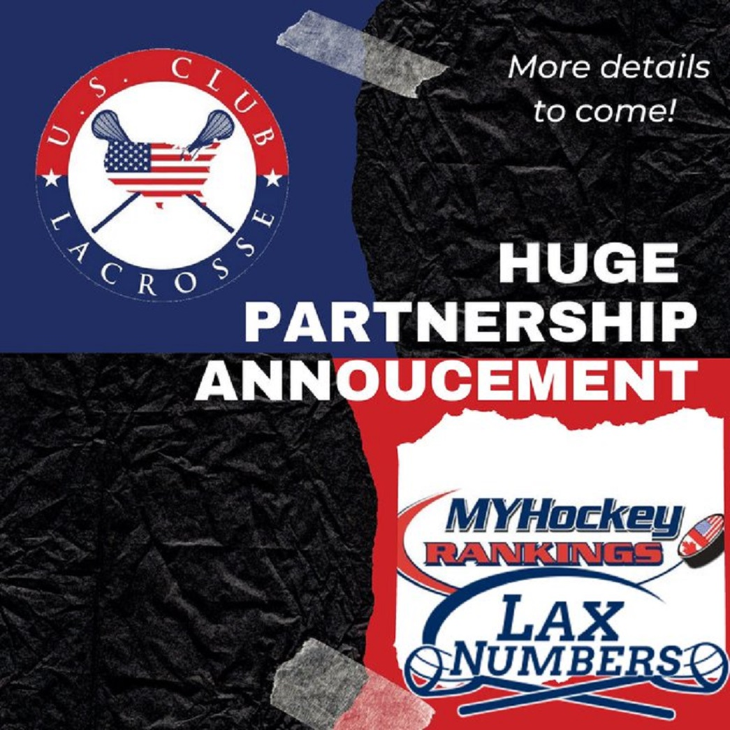 LaxNumbers and US Club Lax announce Massive Partnership!