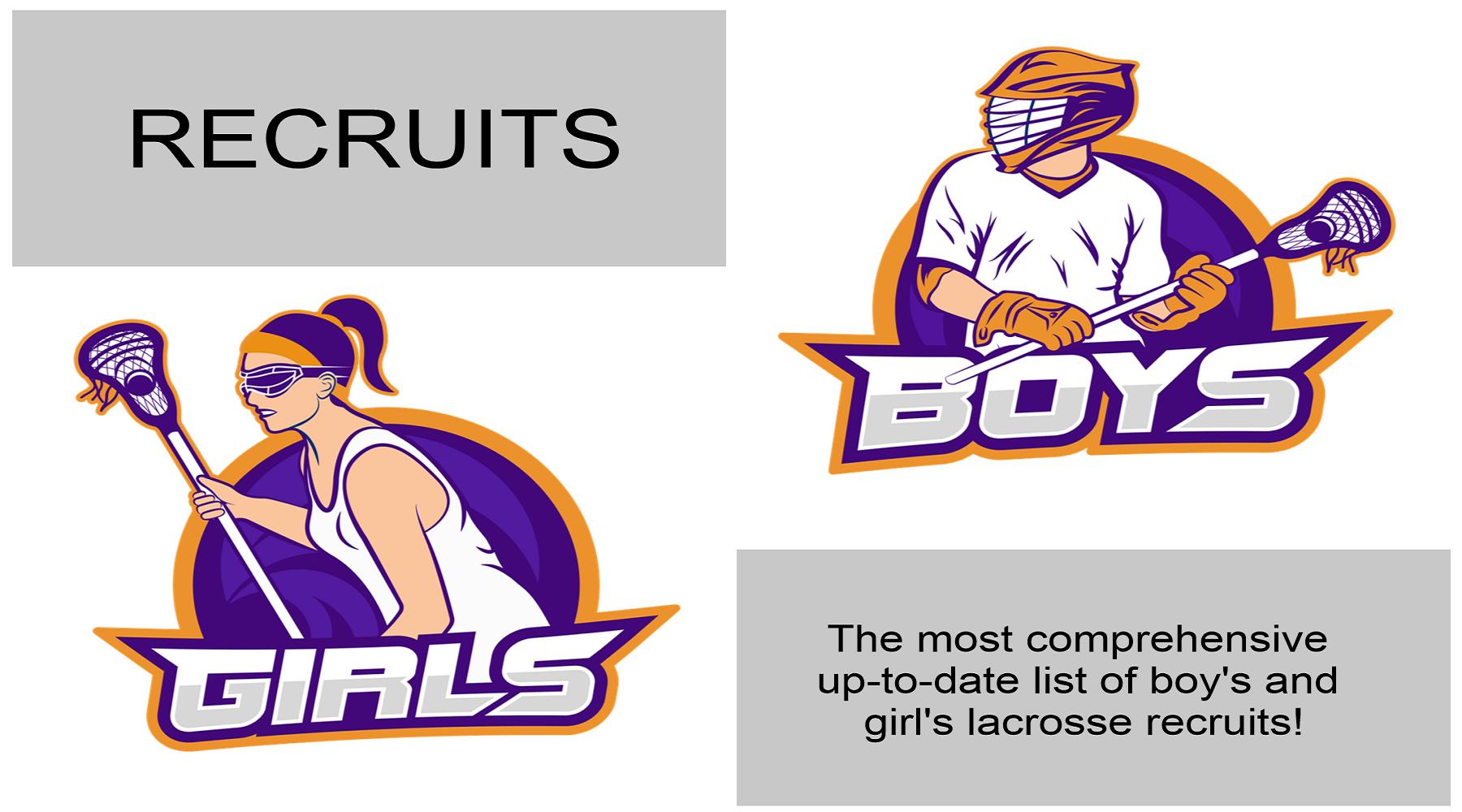 Lacrosse Recruits