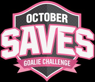 October Saves Goalie Challenge