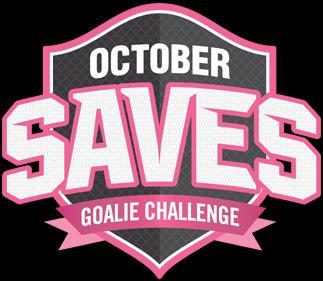October Saves Goalie Challenge