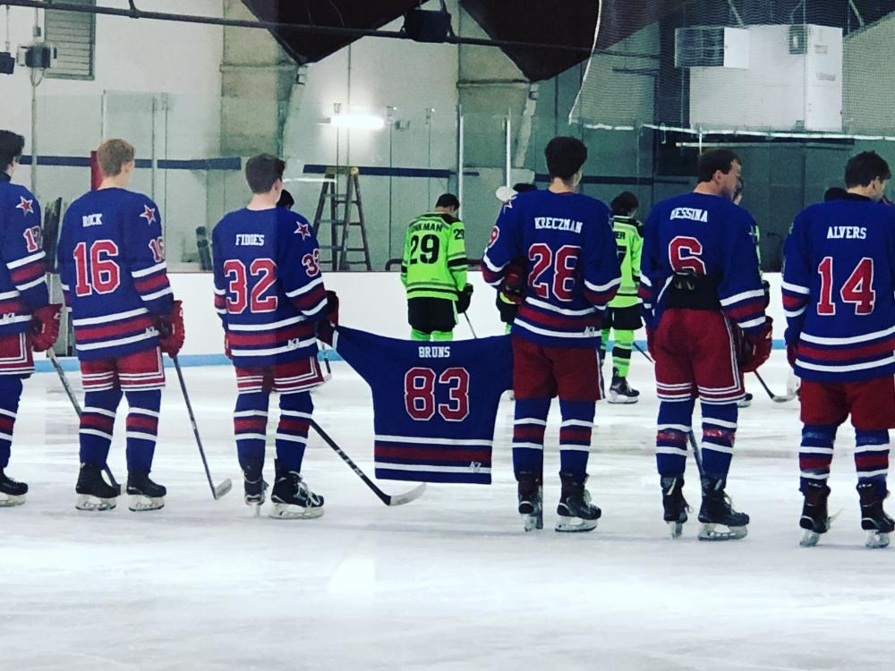 Hockey World Rallies to Support Payton Bruns