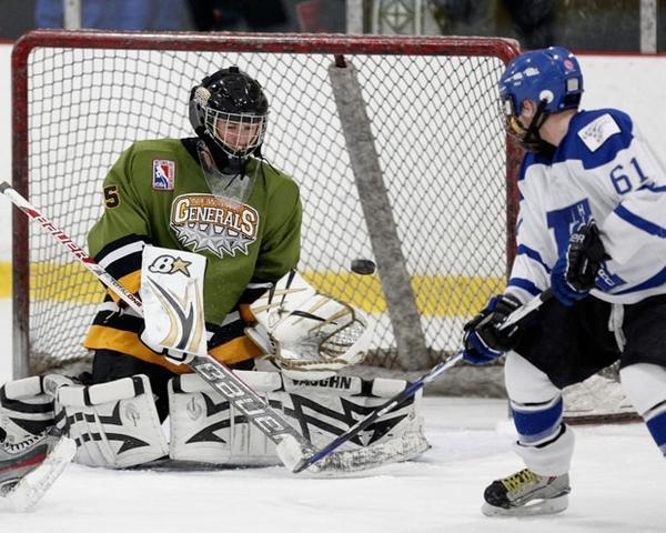 Ohio High School Hockey is a Happy Tale of 2 Opportunities