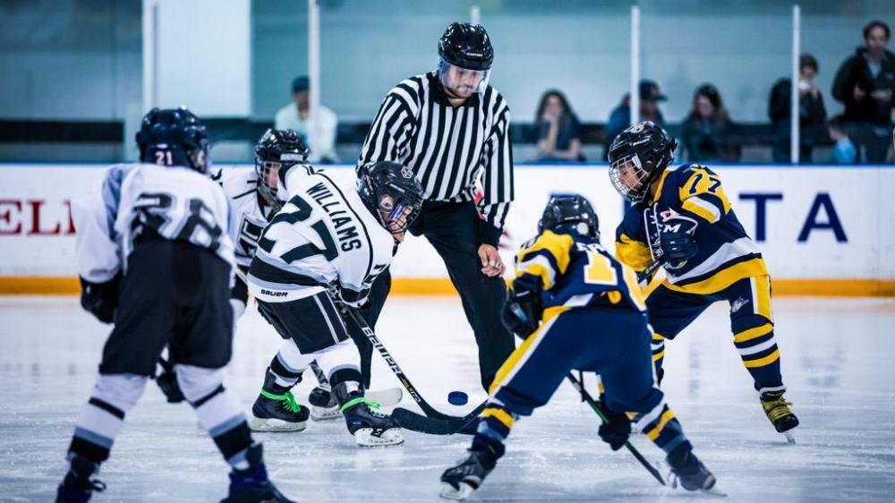 Week 11 MYHockey Rankings Games of the Week