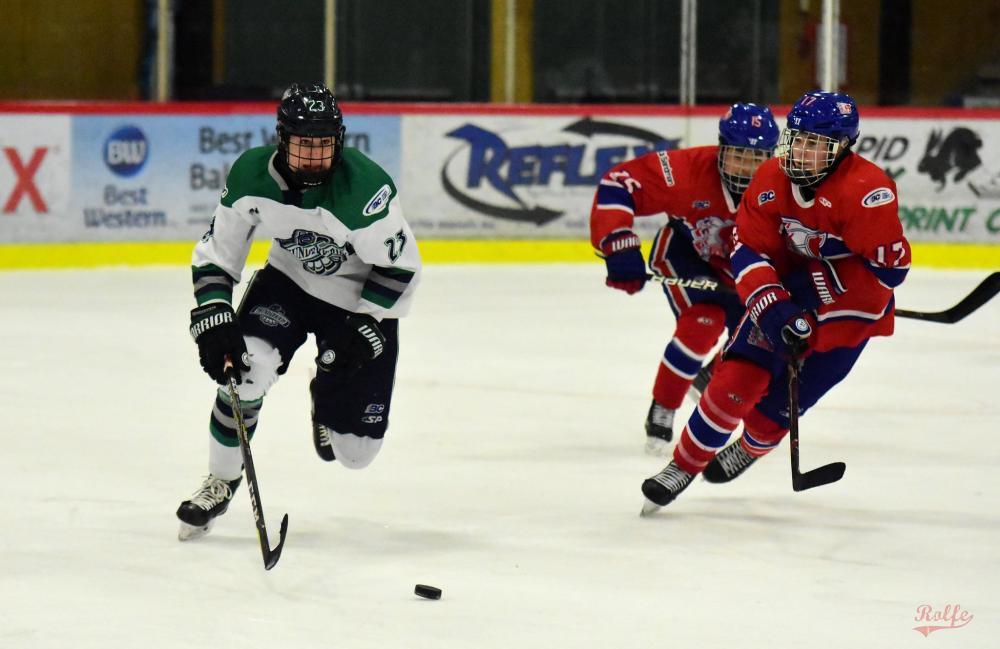 Week 12 MYHockeyRankings Games of the Week