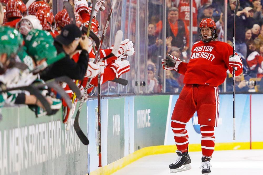 Sacrifice and Balance Makes NCAA Hockey Dream Reachable