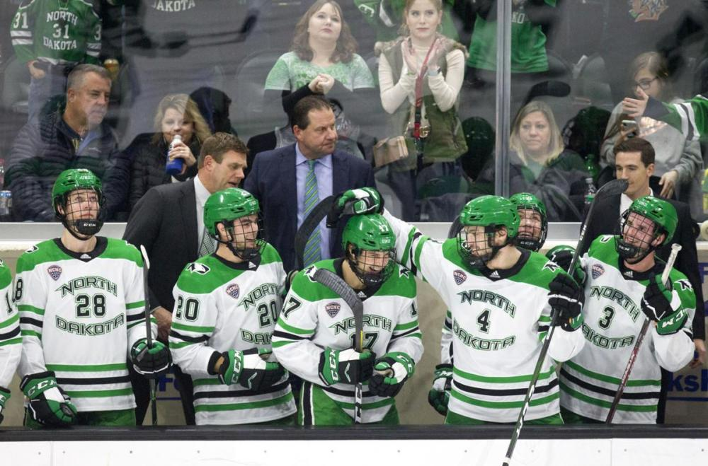 NCAA Simulation: N. Dakota Punches Final Frozen Four Ticket