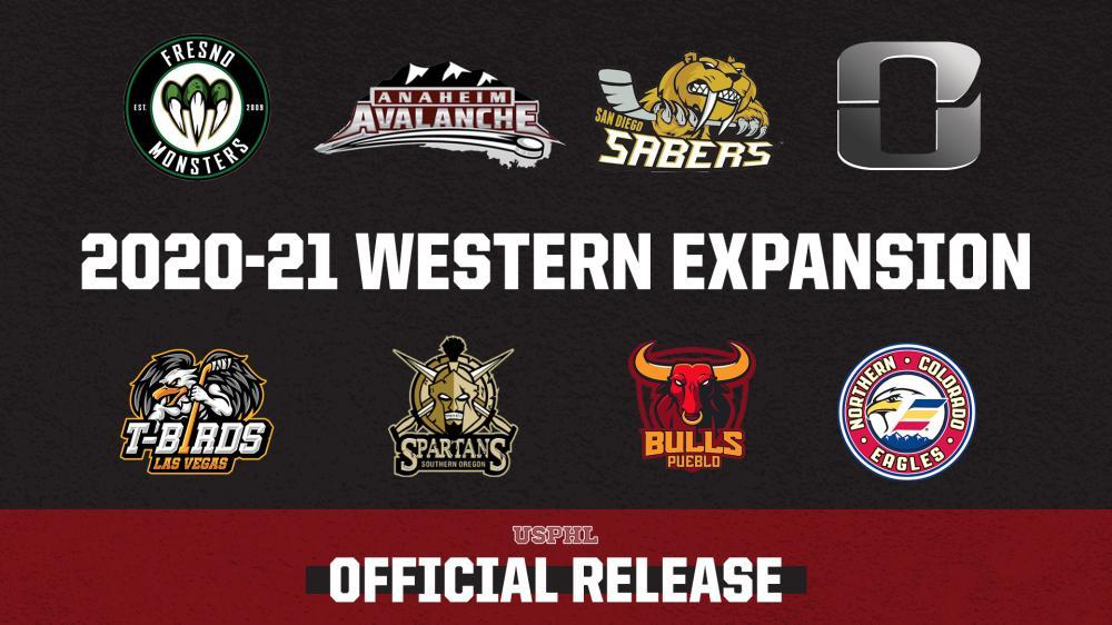 United States Premier Hockey League Adds Eight New West Coast Member Organizations