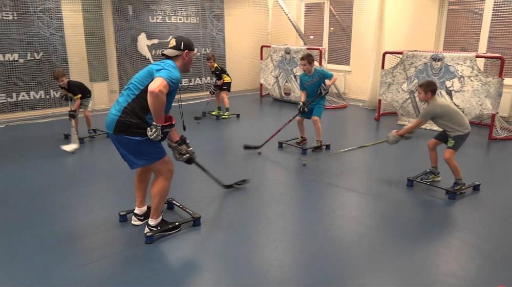 No Hockey? No Problem: Hockey at Home #1