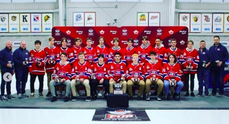 No. 1 Spotlight: Ontario Boys AAA