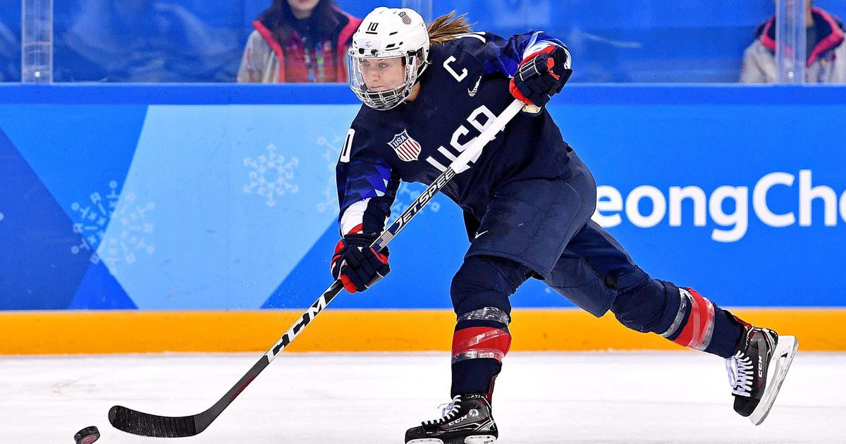 It's A Great Weekend to Celebrate Girls' Hockey