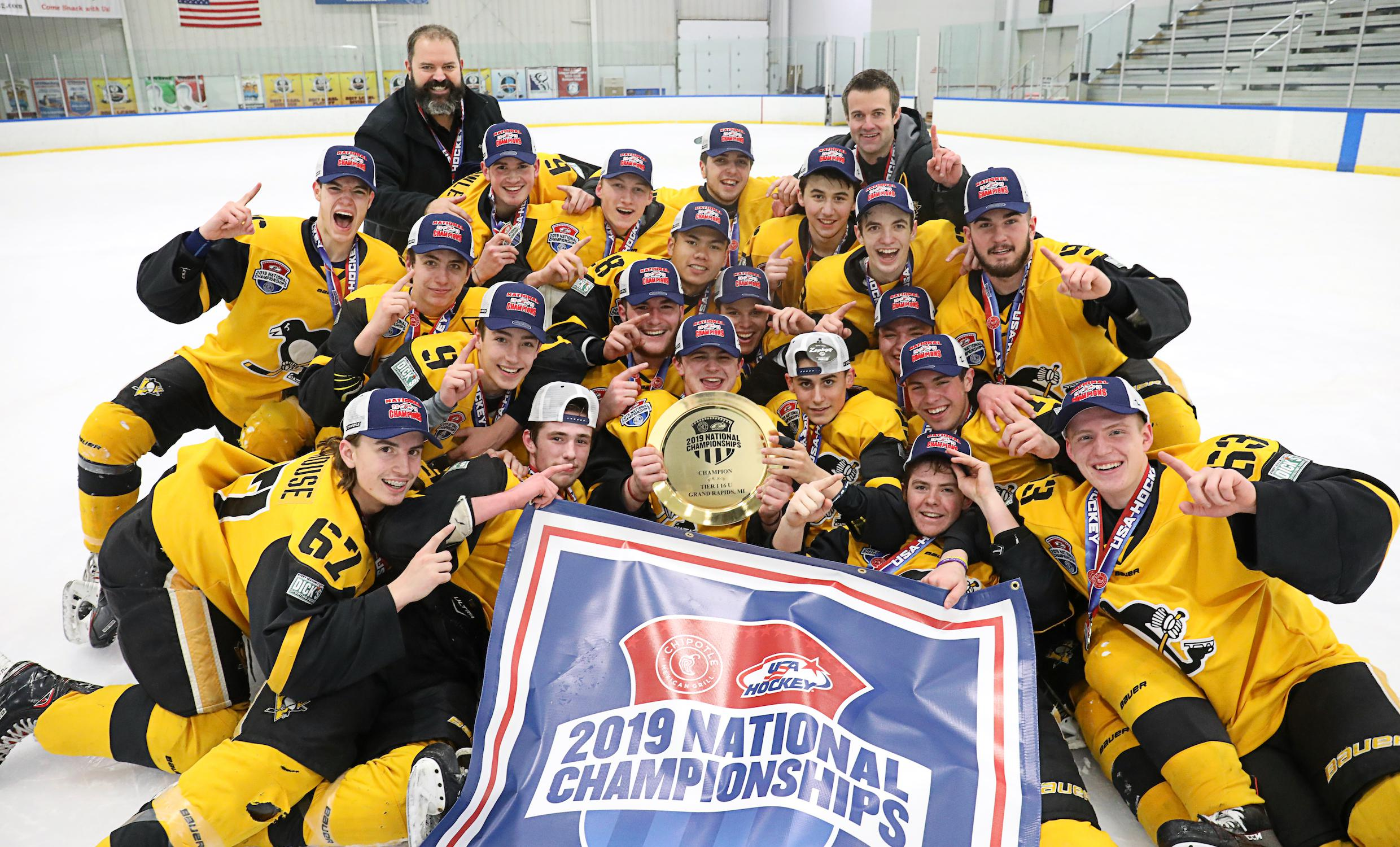 USA Hockey Youth Tier 1 Nationals Preview