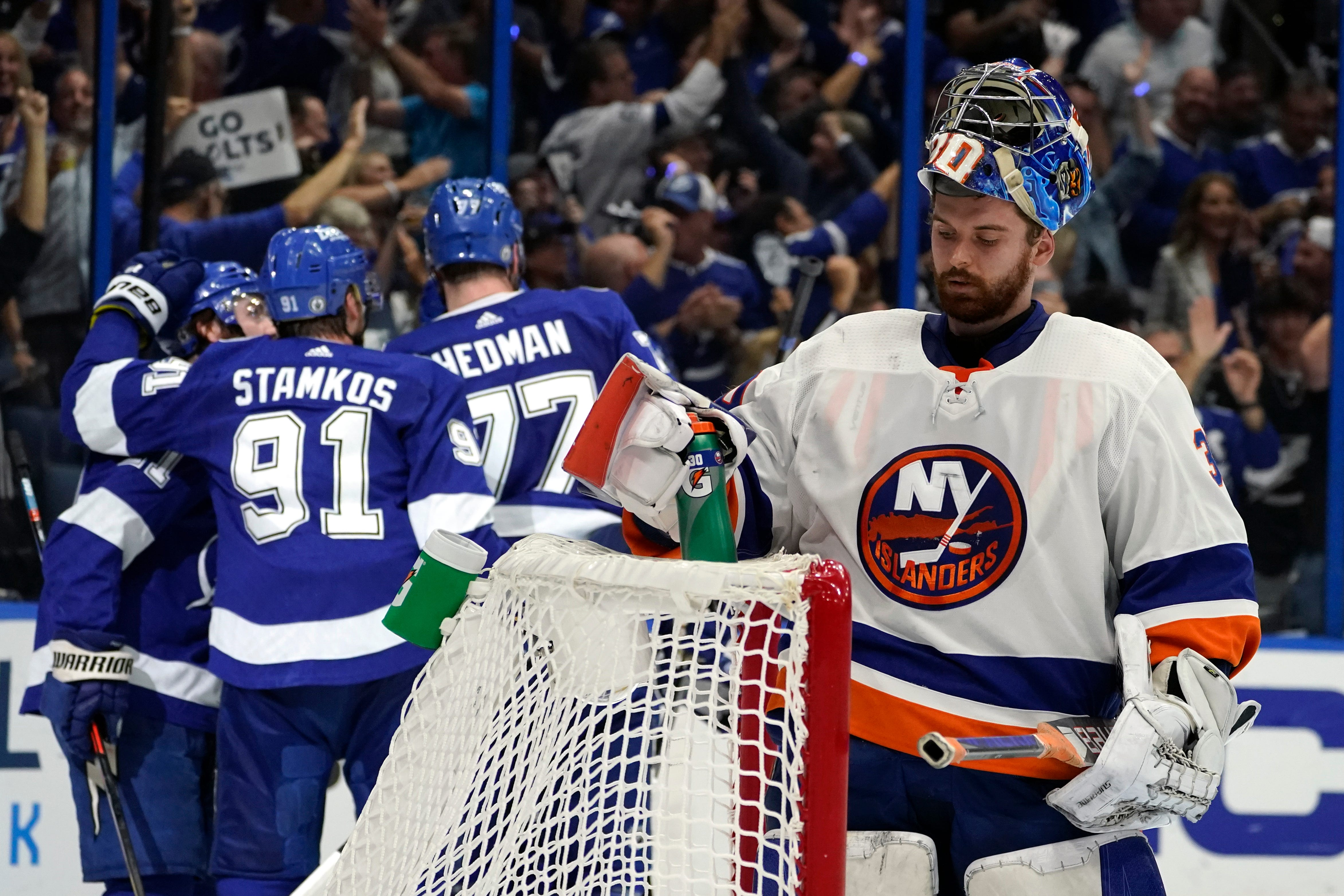Teachable Moment #3 - What Happened to the Islanders?
