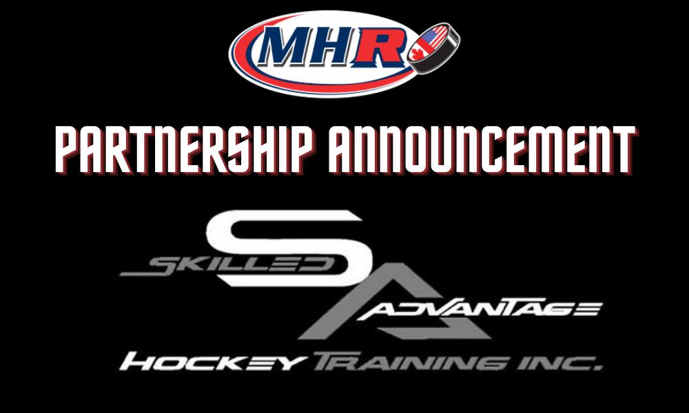 MYHockey Rankings, Skilled Advantage Hockey Announce Partnership Focused on Player Development