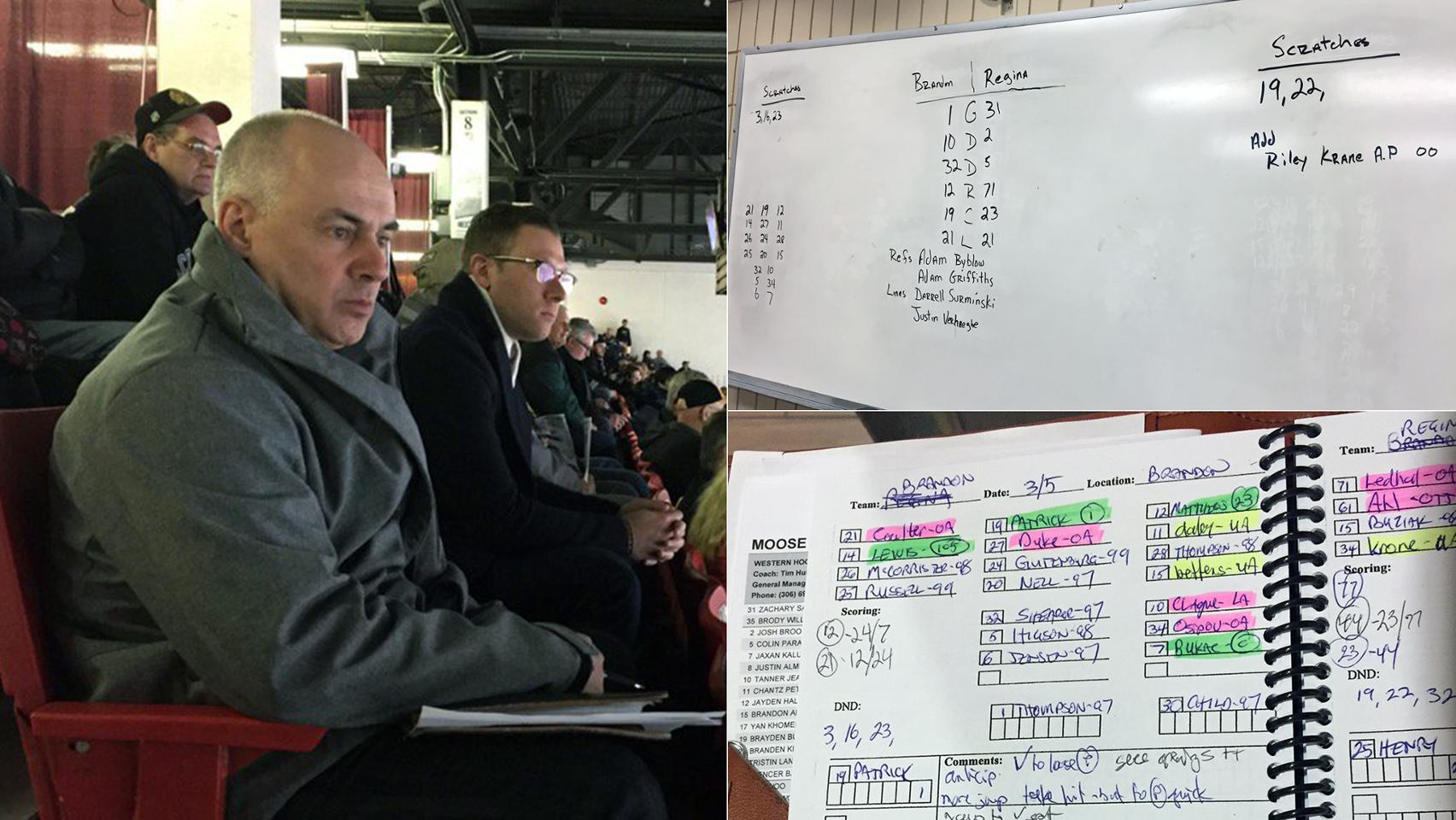 It's Not All About the Goals: What Hockey Scouts Look for in Prospects
